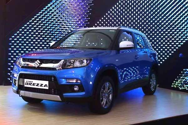 Suzuki shows S-cross petrol, Ignis AMT, Vitara Brezza AT in Indonesia