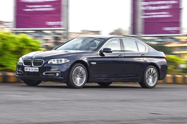 2016 BMW 520i review, test drive