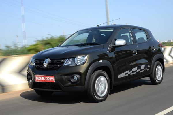 2016 Renault Kwid 1.0 Review, Test Drive