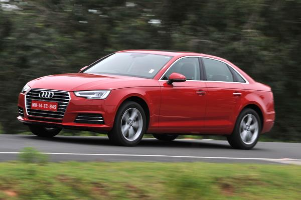 2016 Audi A4 30 TFSI review, test drive