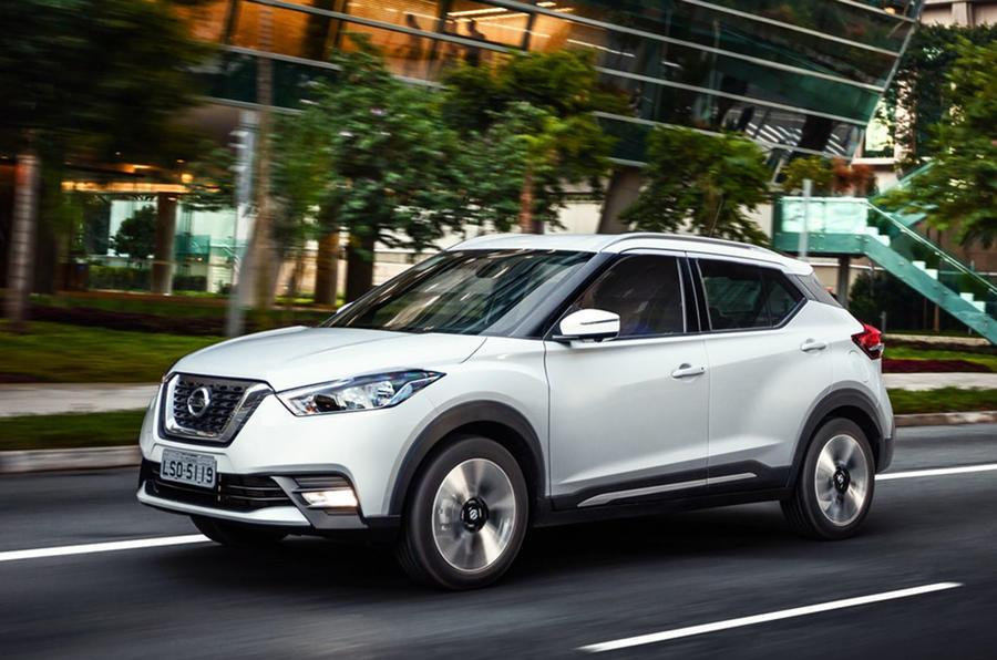 Nissan Kicks review, test drive