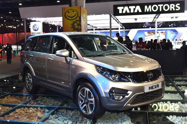 Tata Hexa launch aimed at festive season