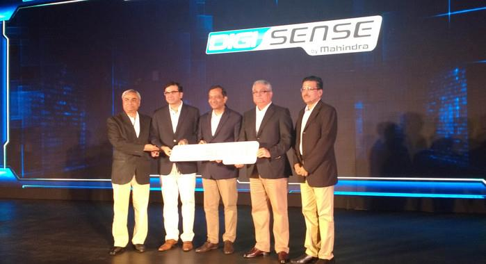 Mahindra launches DigiSense app