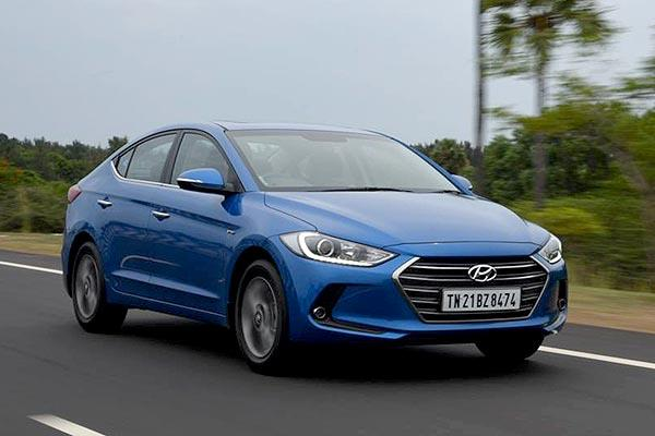 2016 Hyundai Elantra India review, test drive