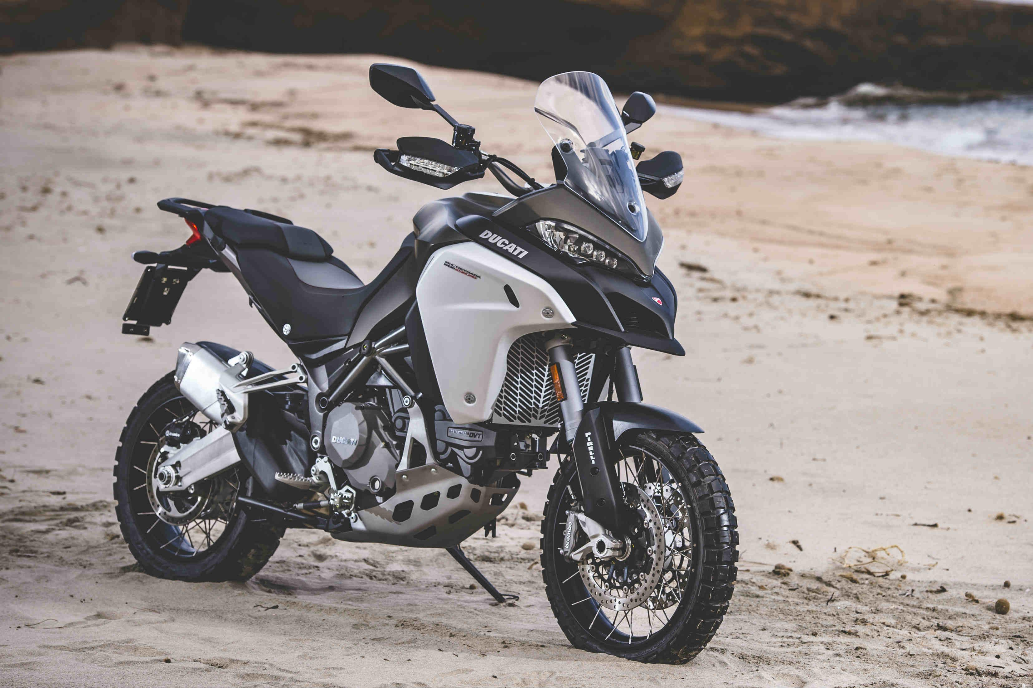 Ducati Multistrada 1200 Enduro launched at Rs 17.44 lakh