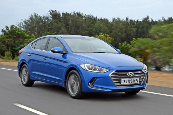 2016 Hyundai Elantra India review, test drive