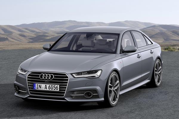 Audi A6 Matrix petrol launched at Rs 52.7 lakh
