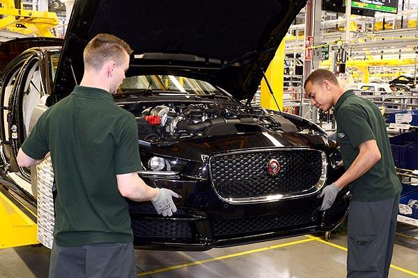 Brexit impact: JLR earnings take a hit even as sales increase