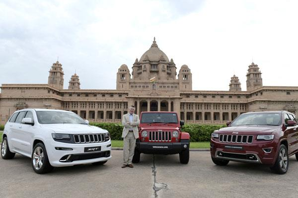 Jeep Grand Cherokee, SRT, Wrangler launched in India