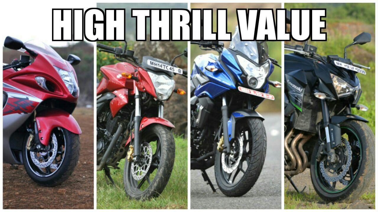 Thrill value: Top bike deals