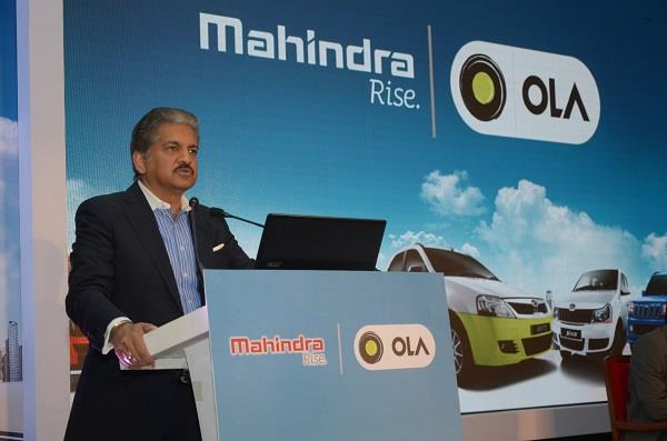 Mahindra says shared mobility services key to drive electric vehicle sales