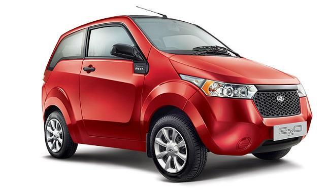 Mahindra pulls the plug on 'Reva' brand name
