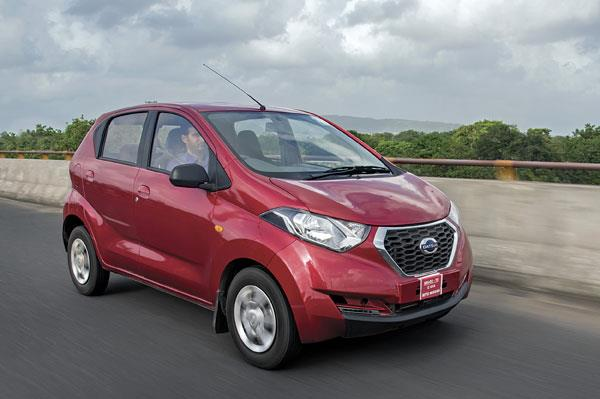Datsun Redigo review, road test