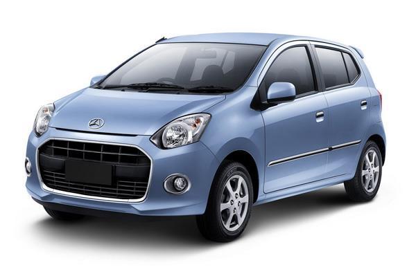 Toyota's small car plans take shape