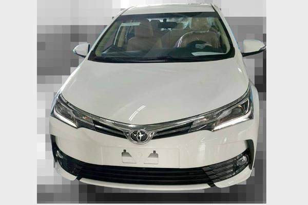 Toyota Corolla Altis facelift headed to India in 2017