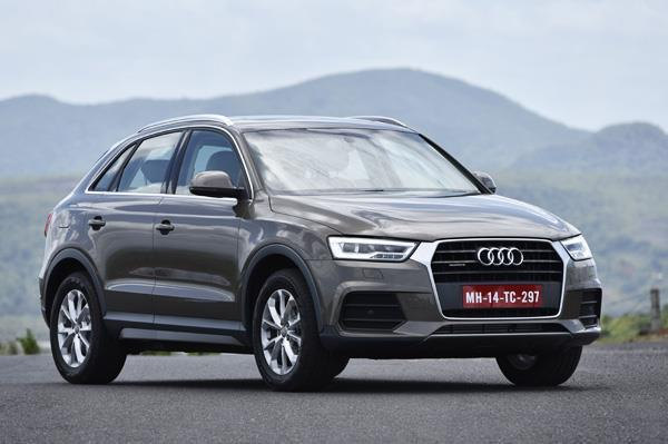 Audi announces special festive offers for Q3