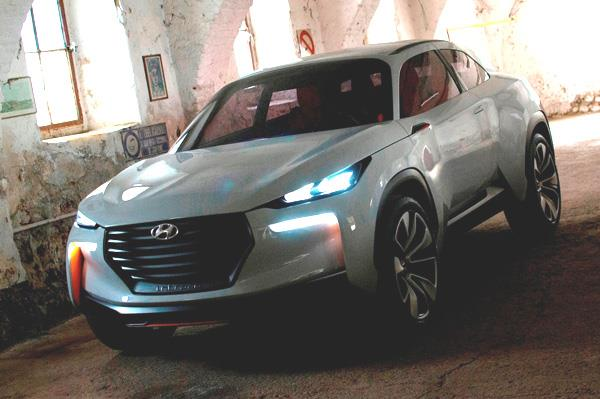 New Hyundai coupé-SUV in the works