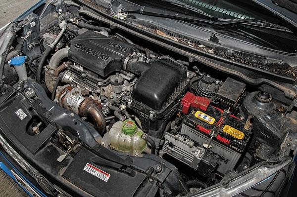Engine noise can get annoying, especially on the highway.