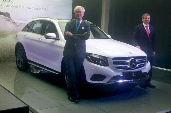 Locally assembled Mercedes GLC launched at Rs 47.90 lakh