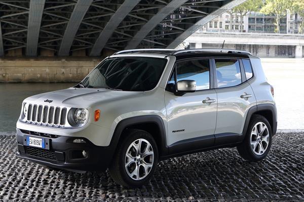 Jeep confirms EcoSport rival at Paris