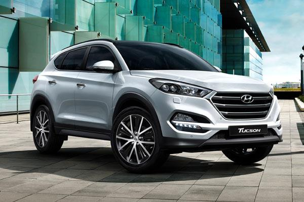 Hyundai Tucson expected price, equipment and specifications