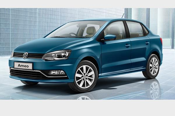 Volkswagen Ameo diesel launched at Rs 6.33 lakh