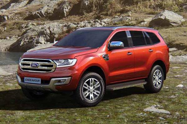 Ford slashes Endeavour prices