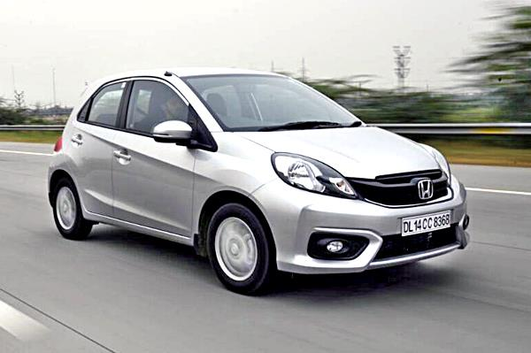 2016 Honda Brio facelift review, test drive