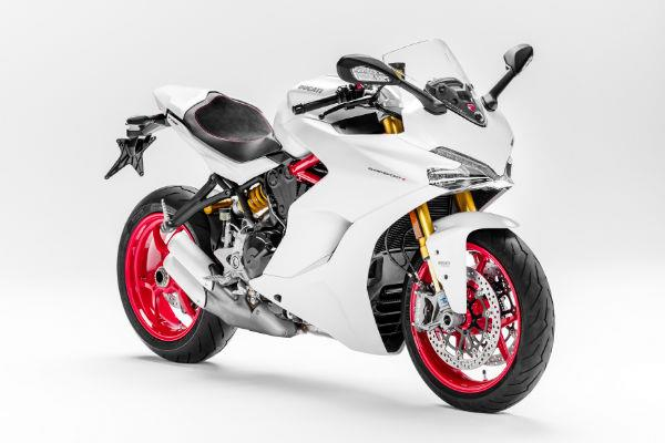 Ducati introduces the SuperSport and SuperSport S at Intermot 2016