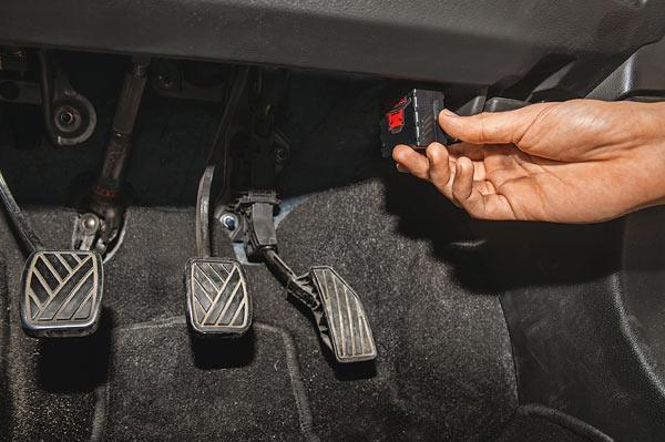 It's as simple as plug-and-play in your car's OBD port  – there's no wire-cutting or warranty issues.