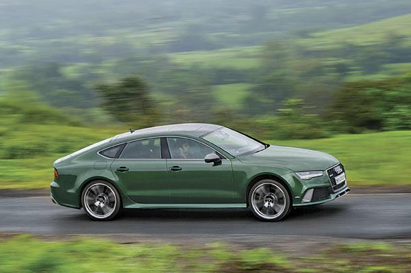Audi RS7 Sportback Performance review, test drive