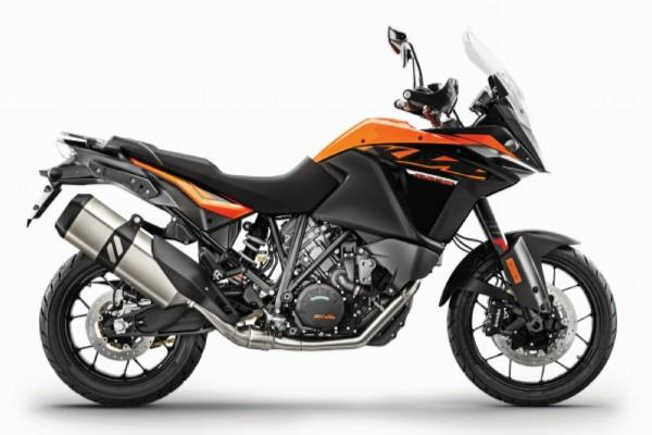 2017 KTM 1090, 1290 Adventure series previewed at Intermot 2016