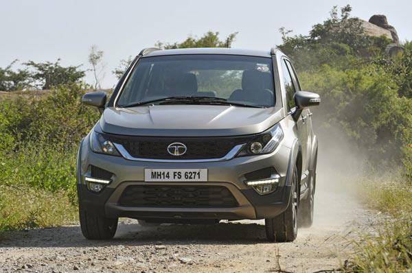 2016 Tata Hexa review, test drive