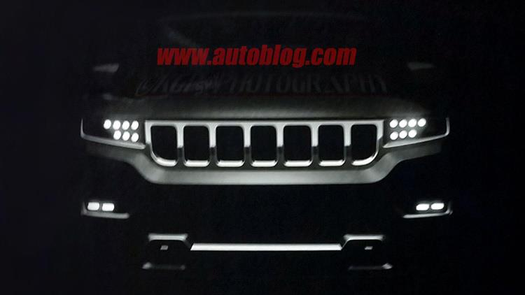 Jeep Grand Wagoneer to debut in 2018