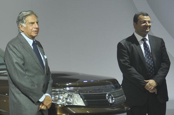 Cyrus Mistry replaced as Tata Sons Chairman by Ratan Tata