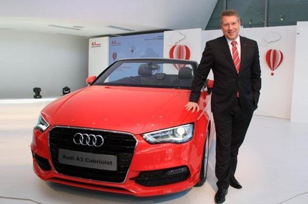 Audi India's Joe King to return to Germany