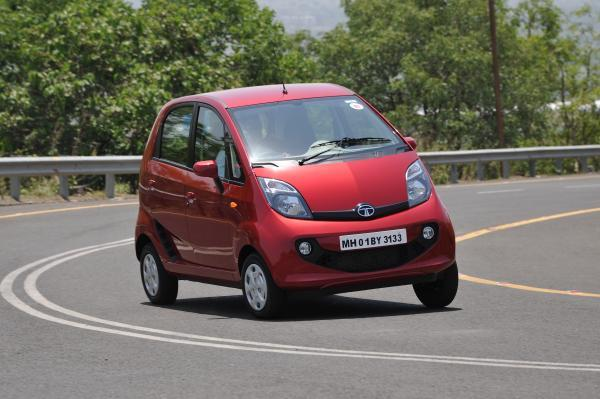 Tata GenX Nano AMT review, test drive