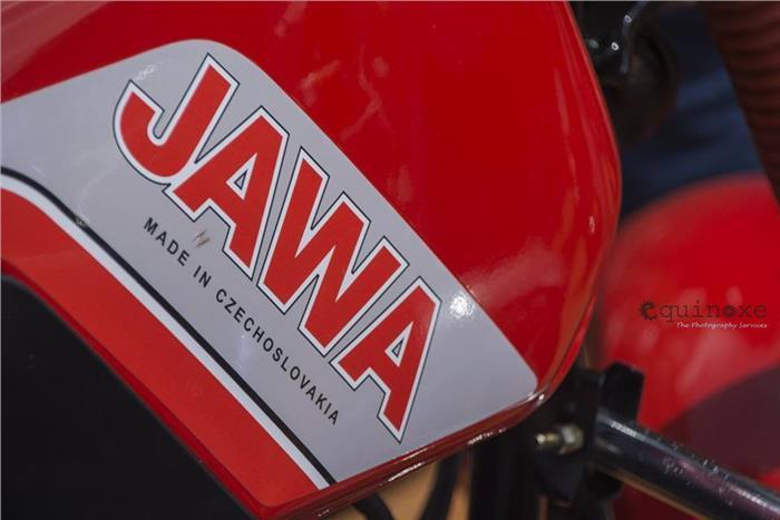 Jawa returns, thanks to M&M