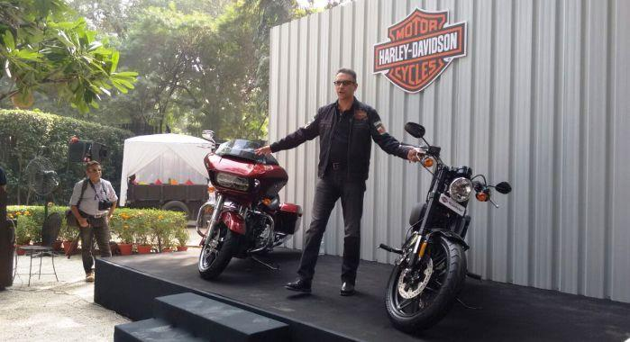 Harley-Davidson Roadster, Road Glide Special launched