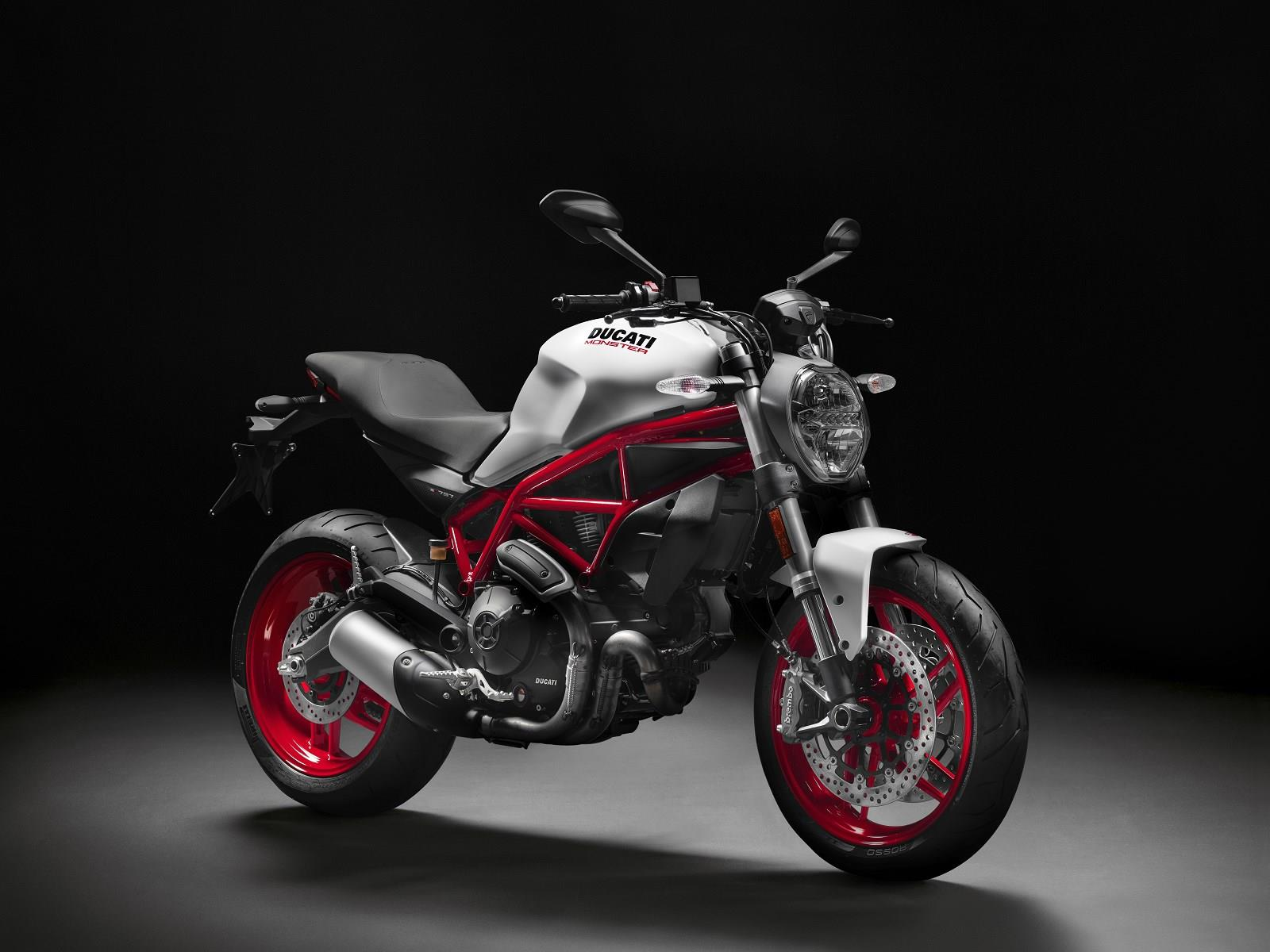 Ducati Monster 1200, Monster 797 unveiled at EICMA 2016
