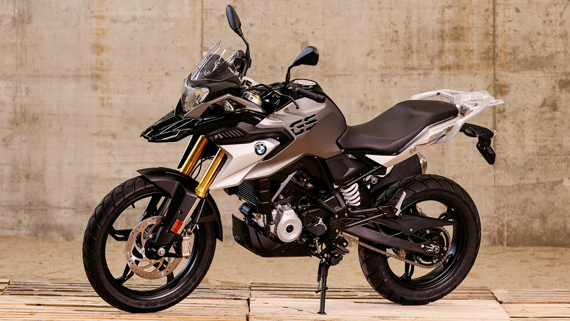 BMW unveils new G310 GS at EICMA 2016