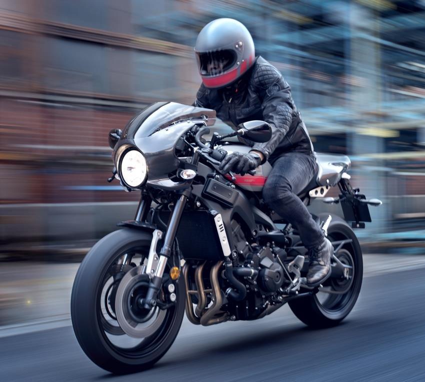 Yamaha XSR900 Abarth limited edition unveiled at EICMA