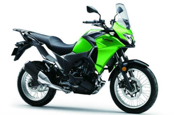 Kawasaki reveals new Versys-X 300 for 2017 at EICMA