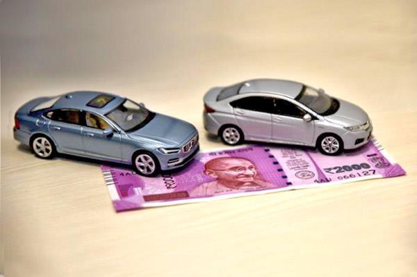 Demonetisation impact on auto industry