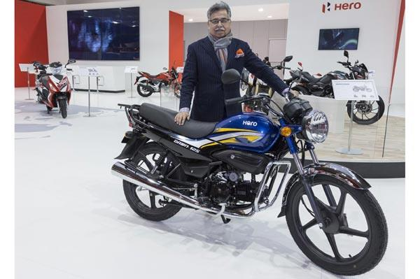 For Hero, a new Dawn at EICMA
