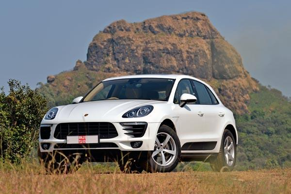 2016 Porsche Macan 2.0 petrol review, test drive