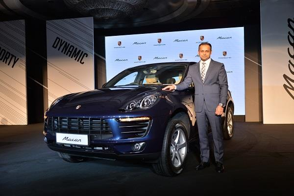 Porsche Macan 2.0 petrol launched at Rs 76.84 lakh