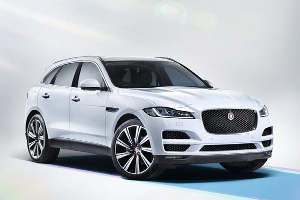 Jaguar F-Pace is Women's World Car of the Year 2016