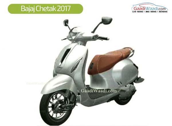 Bajaj Chetak to return as a premium automatic scooter
