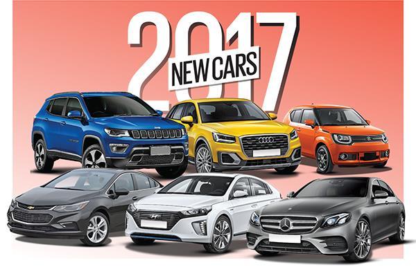 New cars for 2017: Upcoming sedans